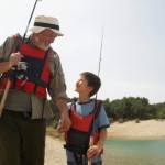 Or fishing with a grandchild