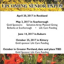 Maine senior expos