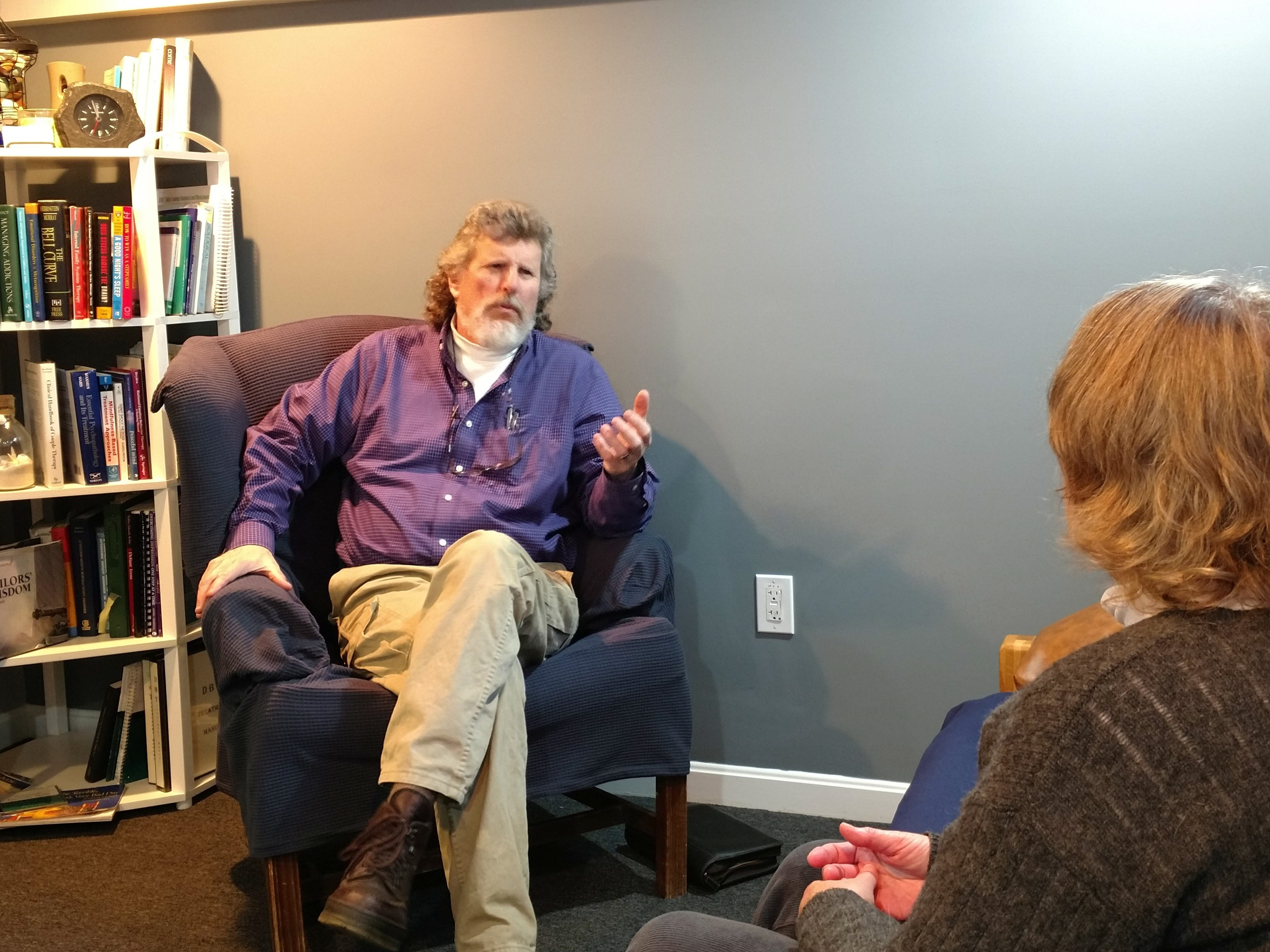 Dr. Gregg Yahr MidCoast Counseling